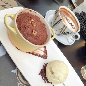 Cacao Chocolate Fondant